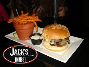 Jack's Gastropub Jack's Burger