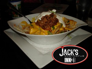 Jacks Gastropub Irish Nachos
