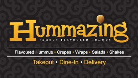 Hummazing – Flavoured Hummus