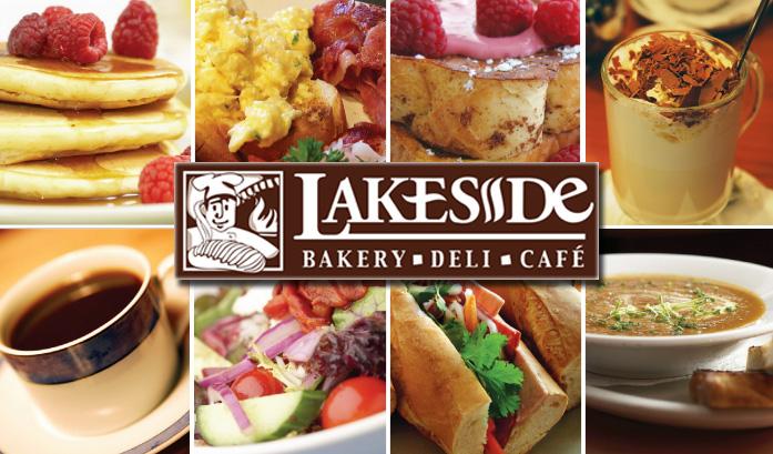 Lakeside Bakery Deli & Cafe