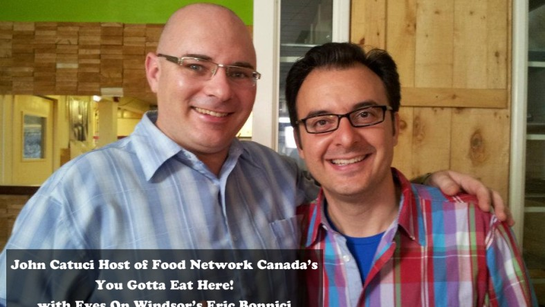 Food Network's You Gotta Eat Here! to air Windsor episodes with Motorburger and Smoke & Spice