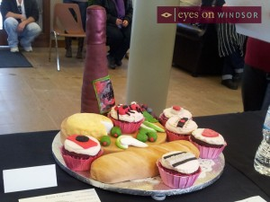 Aleksander Estate Winery Cupcake