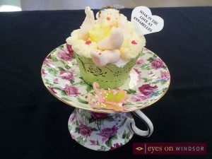 Annabelles Tea Room Cupcake