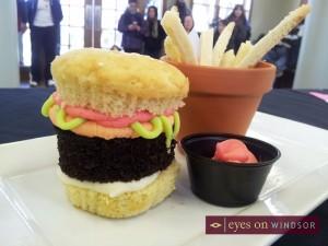 Jack's Gastropub Cupcake