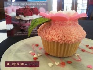 Pelee Island Winery Cupcake