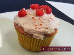 Vernon's Tap & Grill Cupcake