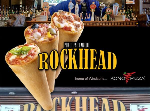 Rockhead Pub    Windsor