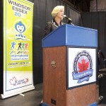 Dr. Anne Snowdon Keynote Address Breakfast with the Spitfires