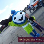 ICG Mascot Sport at Windsor International Airport Open House