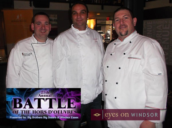 What Would You Do If 15 of The Best Chefs in Windsor Essex Were Fighting To Serve You?