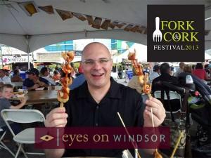 Fork & Cork Festival Windsor 2013