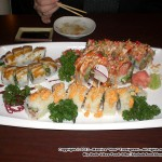 The Sushi California Menu Item 2