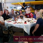 Breakfast With The Windsor Spitfires
