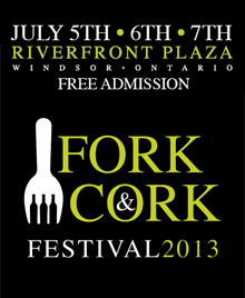 Windsor Fork and Cork Festival 2013