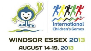 Windsor Essex 2013 International Children's Games
