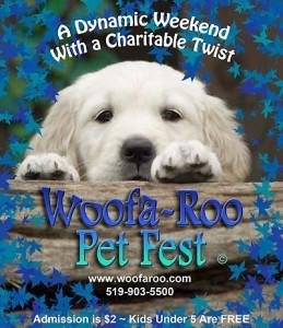 Woofa-Roo Pet Festival in Amherstburg