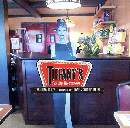 Tiffany's Family Restaurant