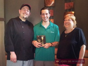 Armando's Voted Best Pizza in Windsor