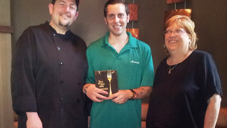 It's Official Armando's Best Pizza in Windsor & Nico's Best Pasta in Windsor