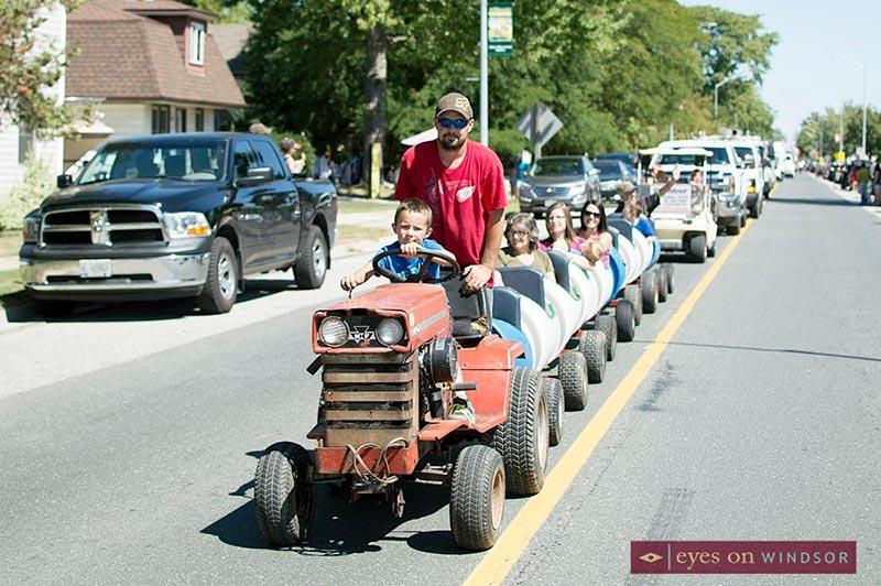 Comber Fair Parade