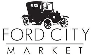 Ford City Market logo
