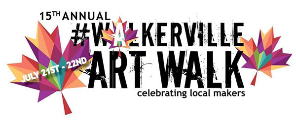 Walkerville Art Walk & Rock