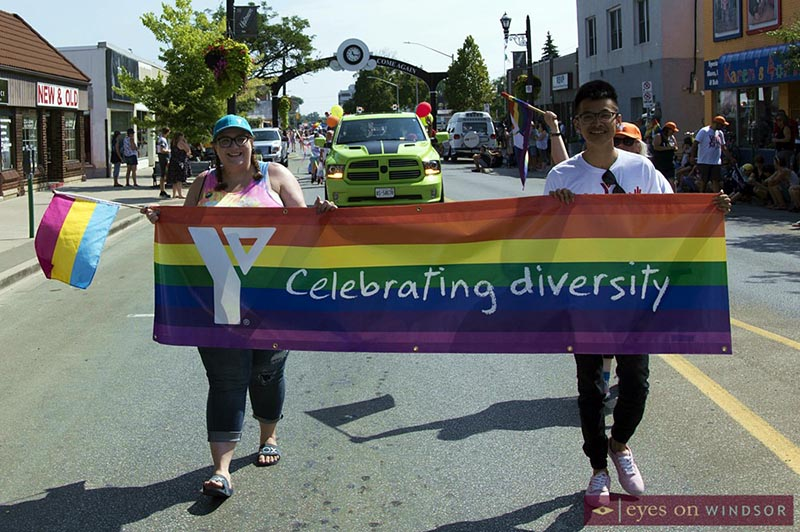 Windsor Essex Pride Fest Parade