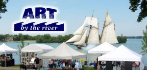 Art by the River 2014 in Amherstburg