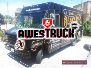 Blackjack Gastrovan nominated for Food Truck Eats Festival's AwesTruck 2013 in Toronto.
