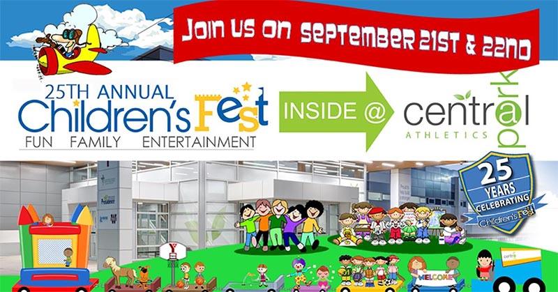 Children's Fest Banner