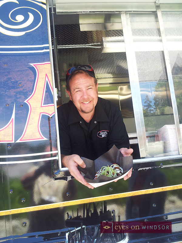 Captain S Kitchen Food Truck Menu
