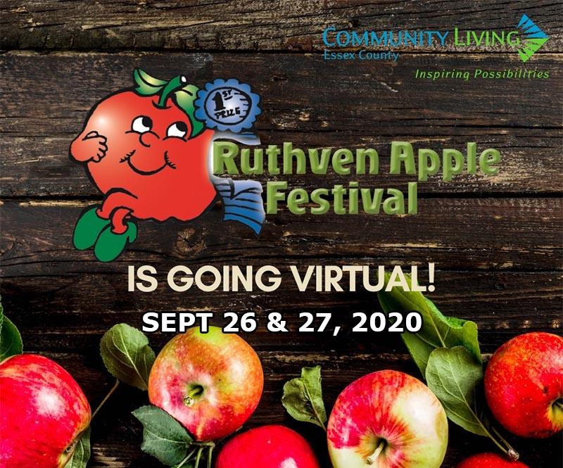 Ruthven Apple Festival Poster