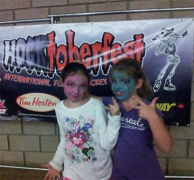 HOCKtoberfest Female Hockey Tournament Windsor Tecumseh