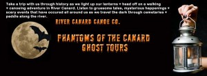 Phantoms of the Canard, River Canard Ghost Tour