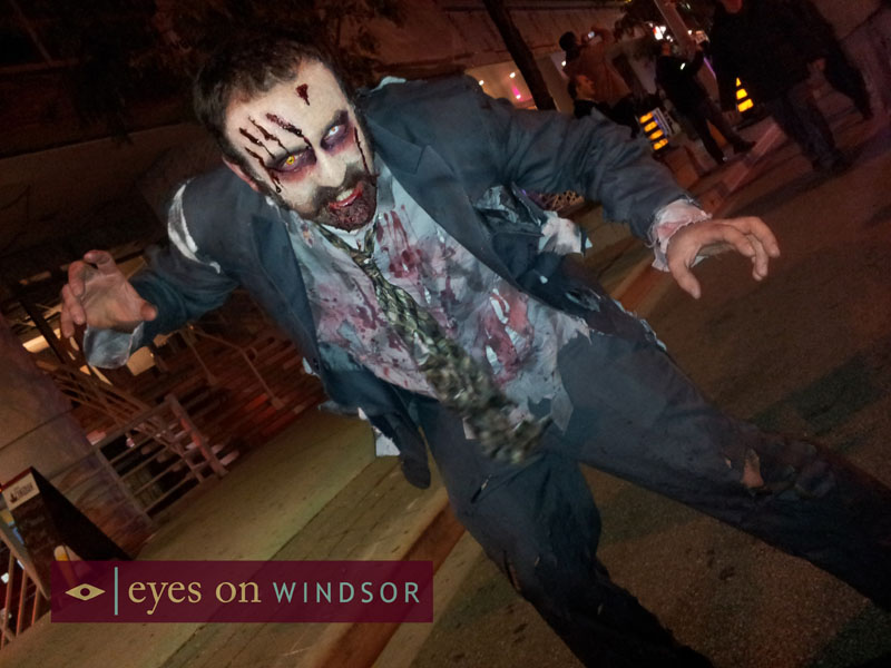 Windsor Zombie Walk