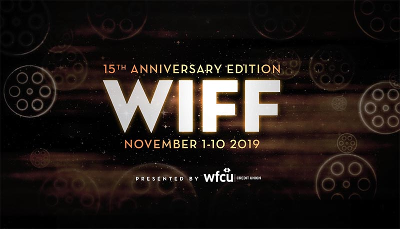 WIFF 2019 Windsor International Film Festival 15th Anniversary Banner