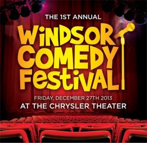 Windsor Comedy Festival 2013