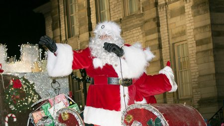 List of Holiday & Santa Claus Parades Taking Place in Windsor Essex