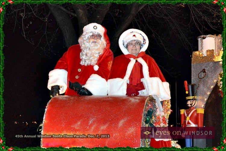 8 Holiday & Santa Claus Parades Taking Place in Windsor Essex This Season