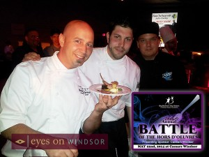 Big Brothers Big Sisters Windsor Essex Battle of The Hors D'oeuvres 2014