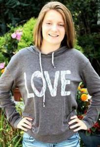 Nicole Roberts Miss Teen Canada 2014 Finalist From Amherstburg Ontario