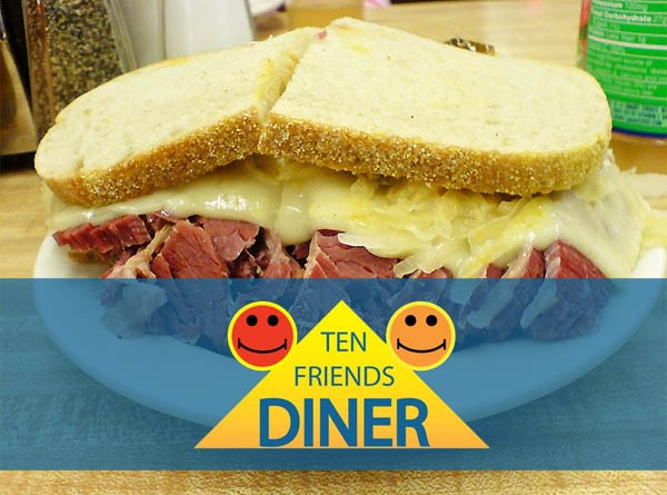 Ten Friends Diner | Breakfast Lunch & Catering in Windsor