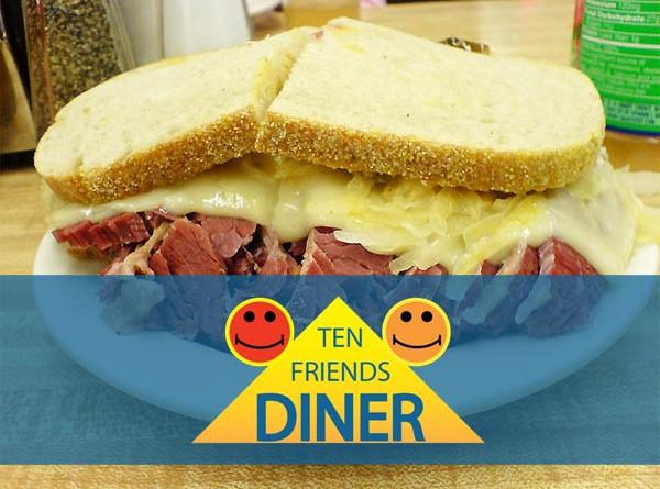 Ten Friends Diner | Breakfast Lunch & Catering in Windsor