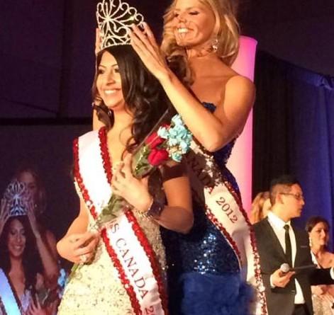 Windsor's Priya Madaan Crowned Miss Canada 2014