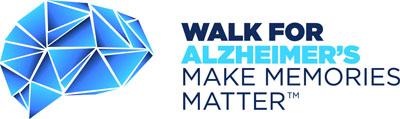 Walk For Alzheimer's Logo