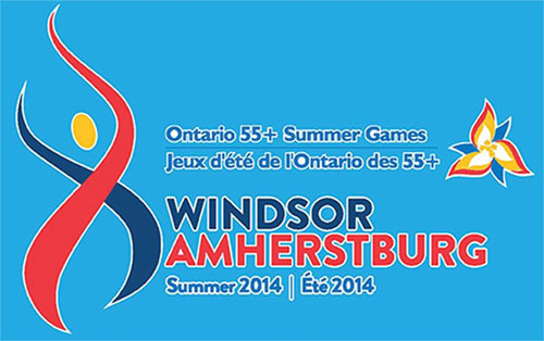 2014 Ontario 55+ Summer Games | Windsor & Amherstburg