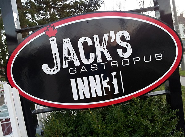 Jack's Gastropub Kicks Off 25 Year Anniversary With A Throwback Menu