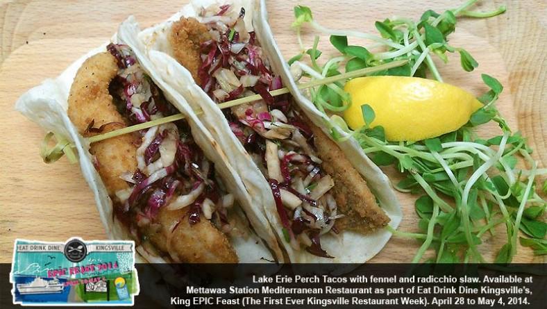 First Ever Kingsville Restaurant Week: King EPIC Feast 2014 Kicks Off April 29 thru May 4