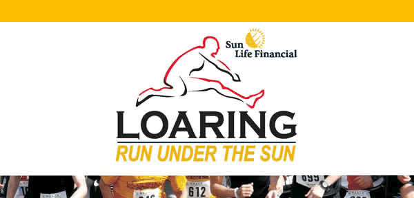 Loaring Run Under The Sun