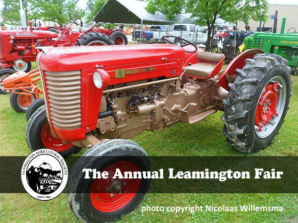 The Annual Leamington Fair